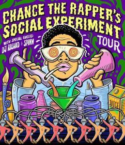 http://prettymuchamazing.com/news/chance-the-rapper-announces-social-experiment-tour