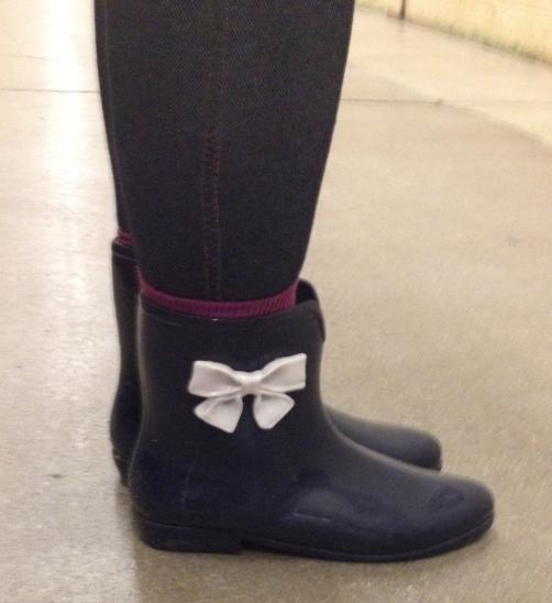 Caroline rain boot