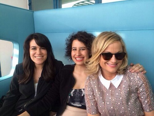 Broads and Amy