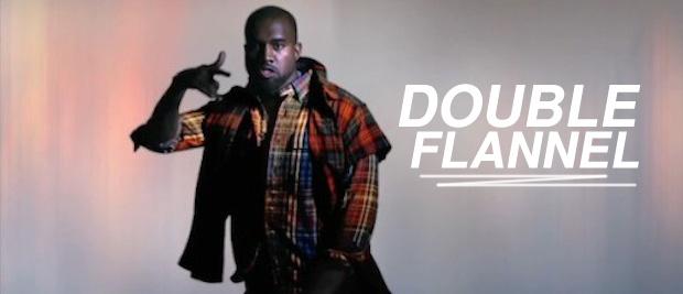 Kanye Flannel