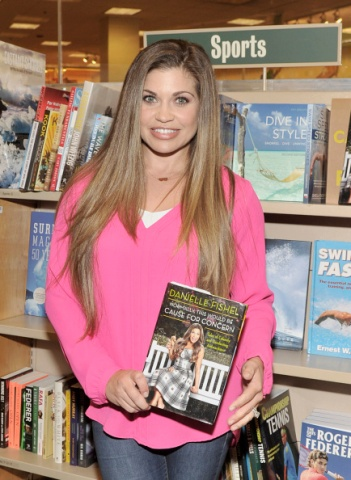 "Danielle Fishel Signs Copies Of Her New Book ""Normally, This Would Be Cause for Concern"""