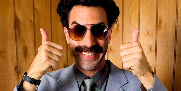 Borat Thumbs up Very Nice Borat Thumbs up