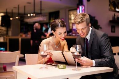 Valentine's Day Date Ideas - Try New Restaurants