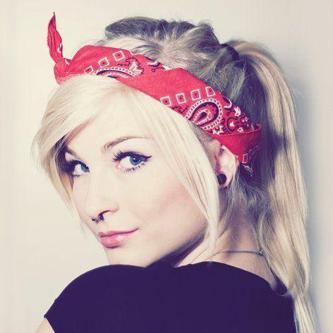 bandana-headband