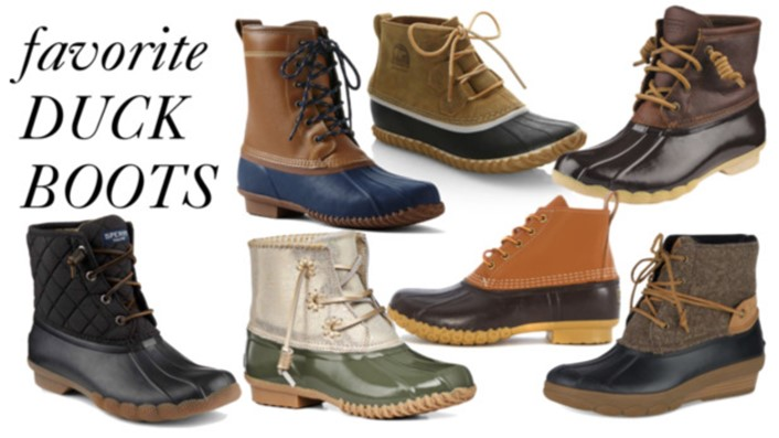 Duck Boots 2