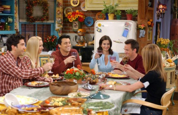 Friends Thanksgiving
