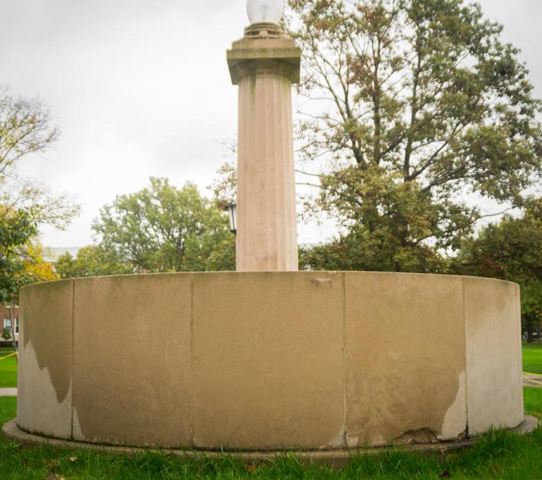 quad monument