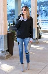grey-sweater-stripe-blouse
