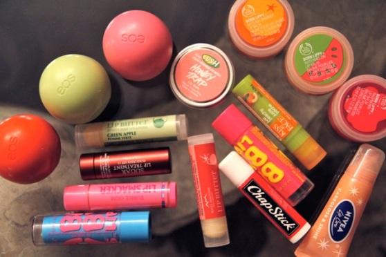 Lip-Balm-Collection