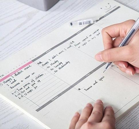 a4-notebook-planejador-papelaria-escolar-escrit-rio-planejador-semanal-60-p-ginas-internas-dia-planejador-papelaria_640x640