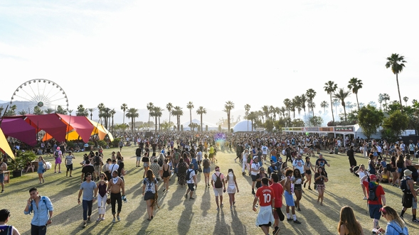 Heineken House Ultimate House Party, Day Three, Coachella Valley Music and Arts Festival, Palm Springs, USA   - 16 Apr 2017