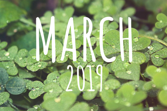 March 2019 Featured Image