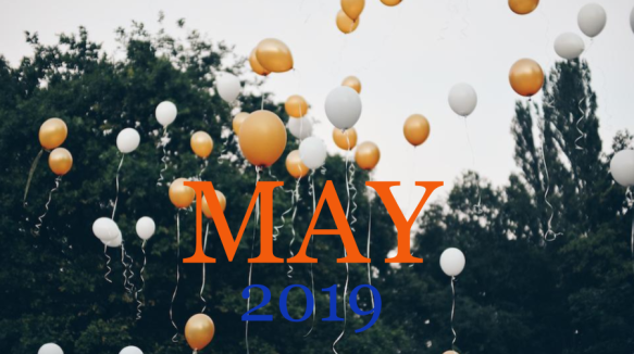May 2019 Featured Image