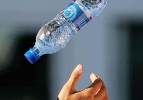 bottle flipping